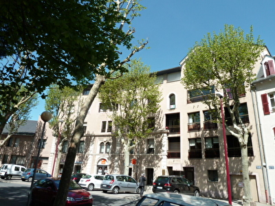 Appartement RODEZ - 1 pièce(s) - 36.34 m² - Parking privatif , loggia...