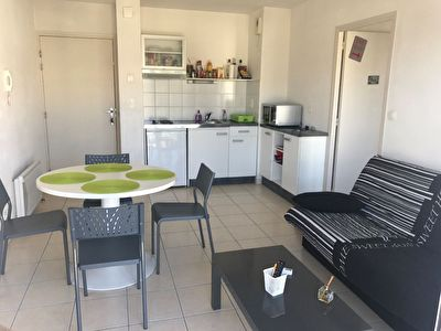 Appartement RODEZ - 2 pièce(s) - 28.34 m² - Balcon et parking privatif