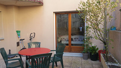 Appartement Rodez 3 pièce(s) 77.30 m² - Terrasse 24.60 m² - Parking privatif couvert