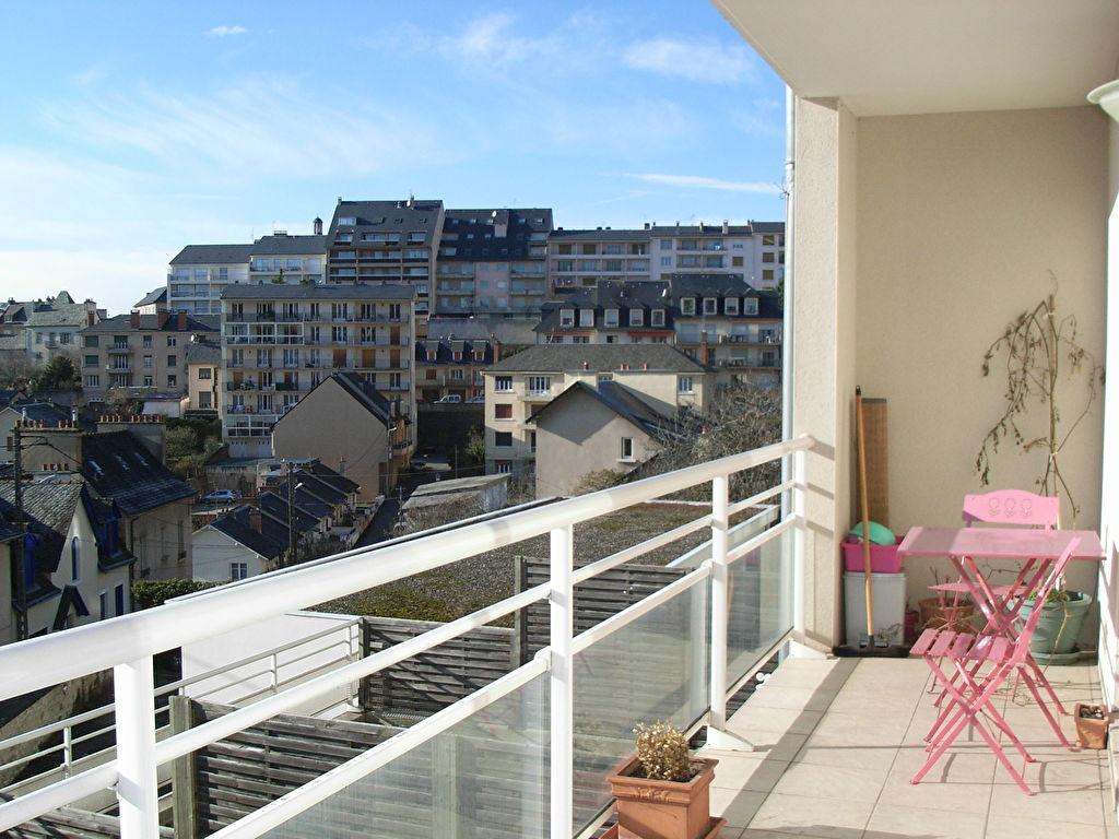 Appartement RODEZ - 2 pièce(s) - 43 m² - Terrasse de 7 m²  - Garage