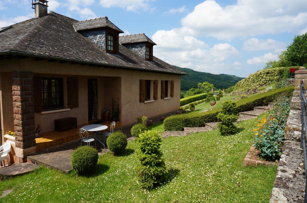 Maison Saint Christophe Vallon 5 pièces 105 m2