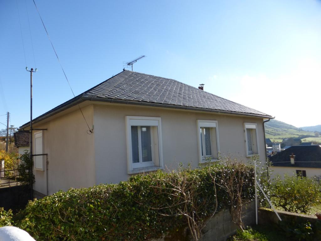 - VENDU PAR L'AGENCE- Maison 3 pièces, garage - SEVERAC D'AVEYRON
